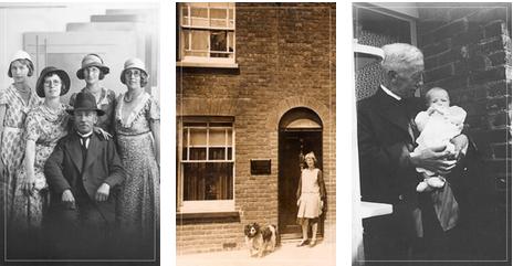 C W Lyons family history